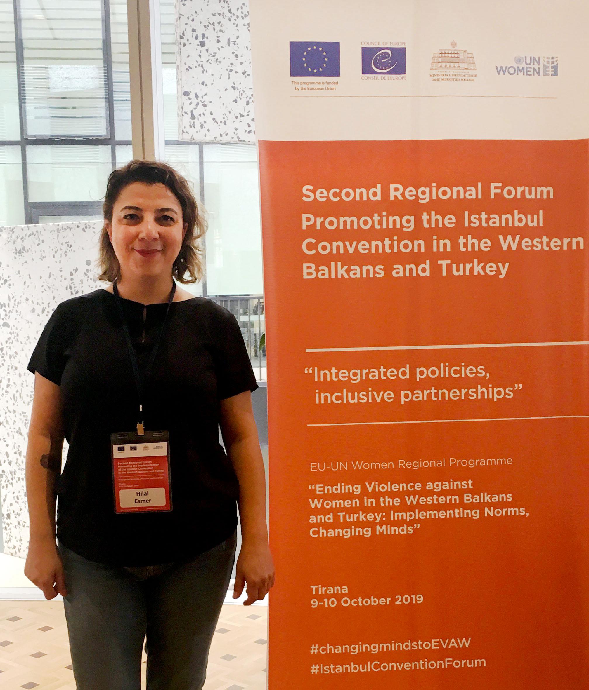 İstanbul Sözleşmesi BM İkinci Bölgesel Forumu