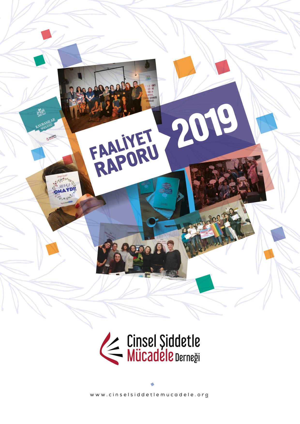 2019 Faaliyet Raporu